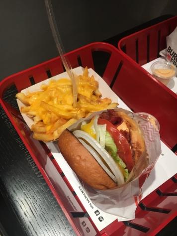 burger and fries restaurant fast food odéon bonne nouvelle paris avis