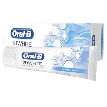 avis dentifrice oral b 3d white whitening therapy dents sensibles