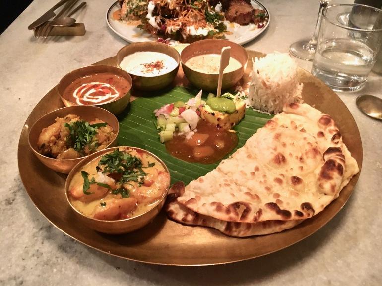 avis restaurant indien desi road paris rue dauphine
