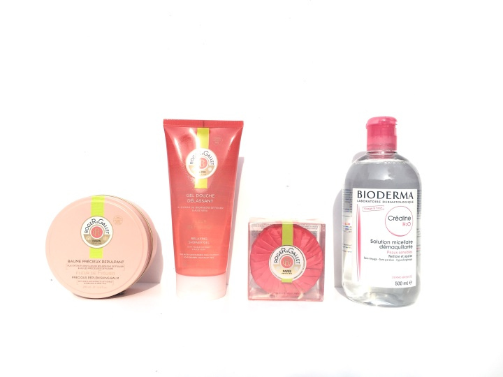 Beauty News : Roger & Gallet et Bioderma