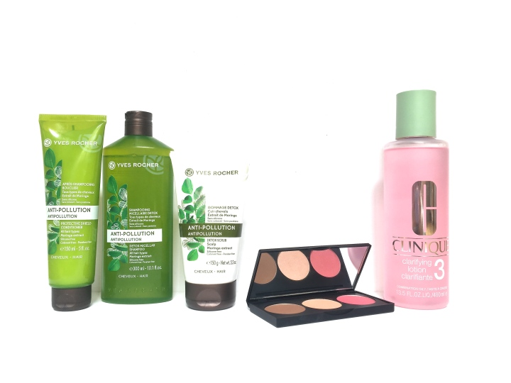 Beauty News : Yves Rocher, Cookies Make Up &Clinique