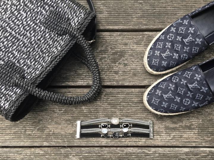 Haul mode : Zara, Hipanema, The Kooples, LouisVuitton…