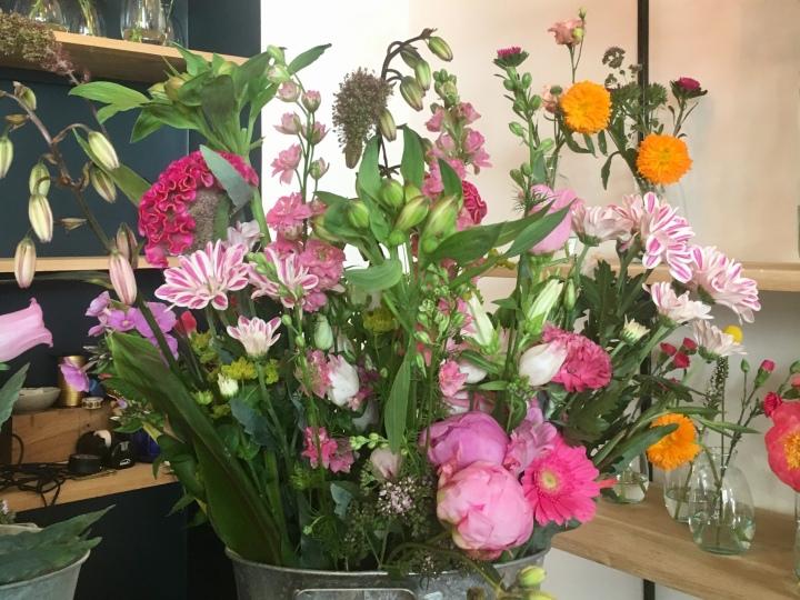 bloomon livraison fleurs fraiches à domicile