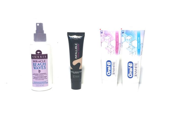 Beauty News : Aussie, L'Oréal & OralB