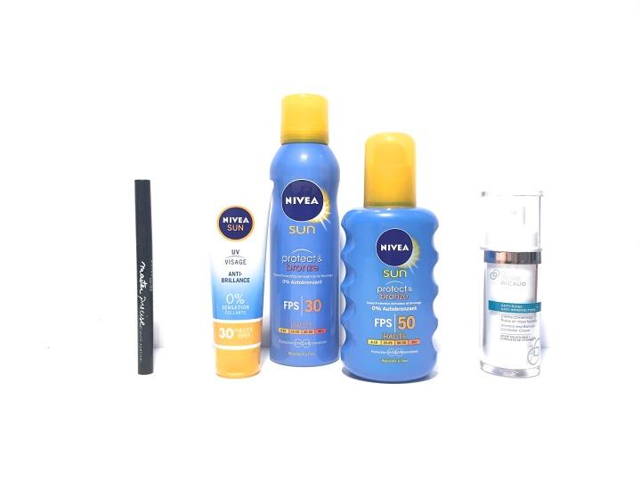 Beauty News : Maybelline, Nivea Sun & Dr. PierreRicaud
