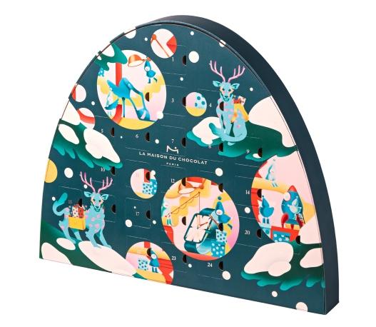 La Maison du Chocolat - Calendrier de l'Avent Ràve de Noâl 2018.jpg