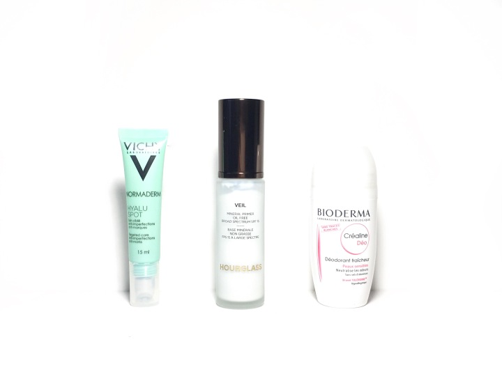 Beauty News : Vichy, Hourglass & Bioderma