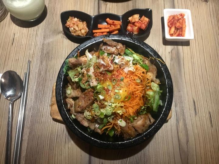 Korean Barbecue Grill, cuisine coréenne revisitée(4/5)