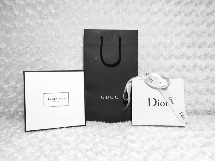 Mes cadeaux de Noël2018