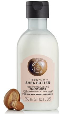 the body shop shea shampoo conditioner 2