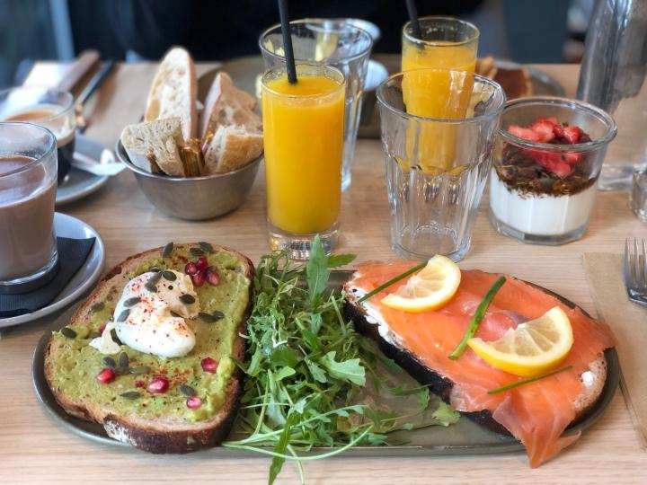BCBG Gourmet, le brunch instagramable(3/5)