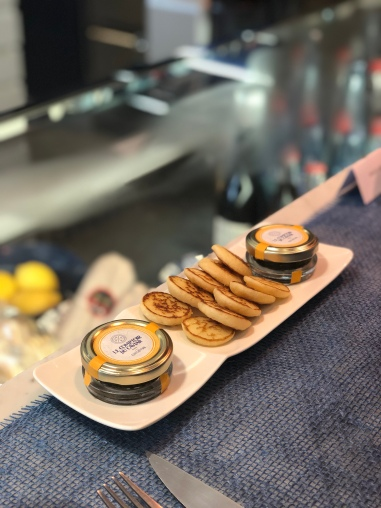 le comptoir du caviar restaurant paris avis
