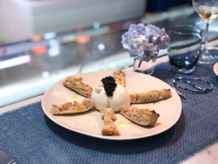 Le Comptoir du Caviar, le caviar autrement(5/5)