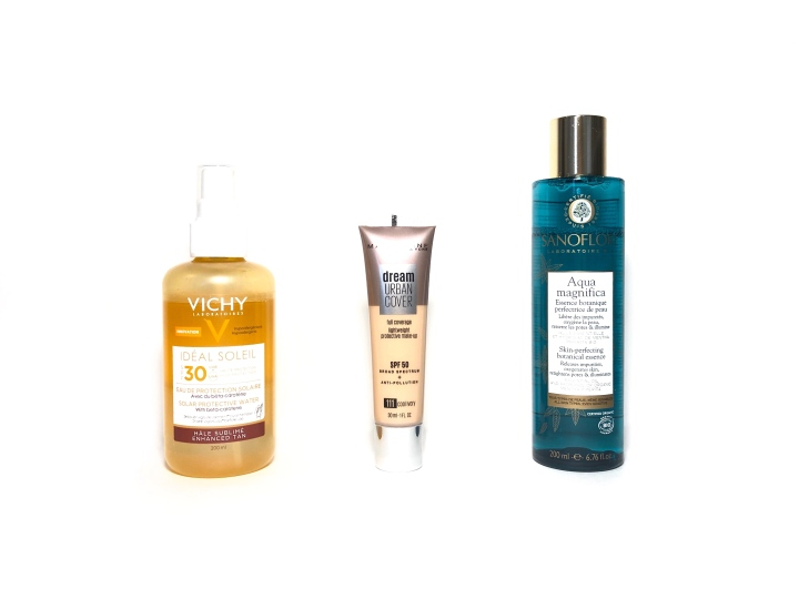 Beauty News : Vichy, Maybelline & Sanoflore