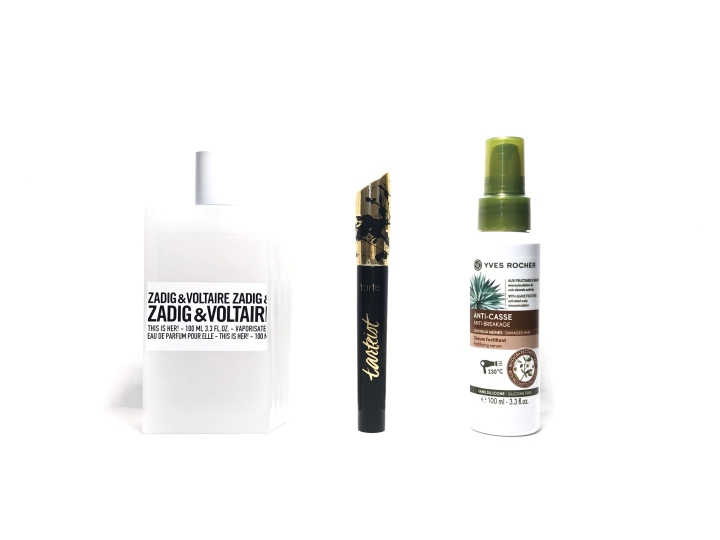Beauty News : Zadig & Voltaire, Tarte & Yves Rocher