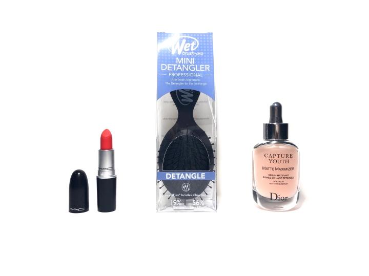 Beauty News : The Wet Brush, MAC &Dior