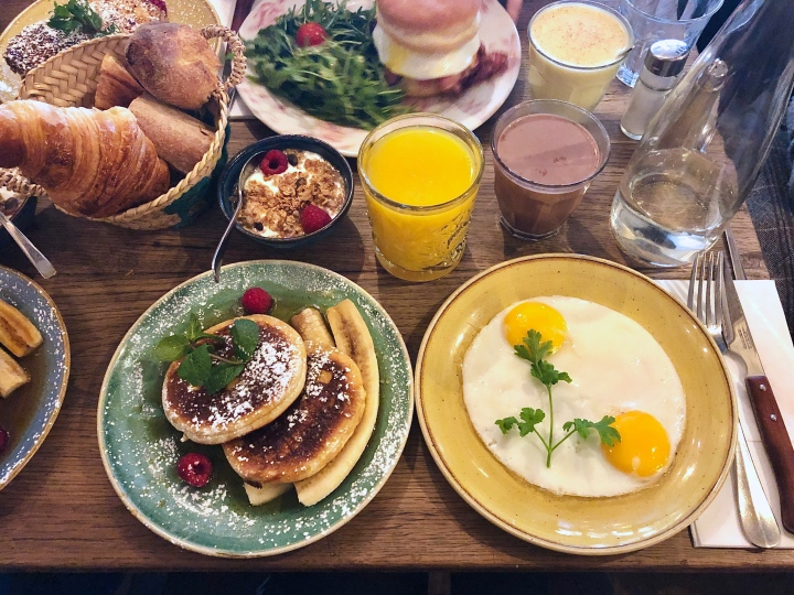 Café Bohème, brunch et cocktails à Montparnasse(4/5)