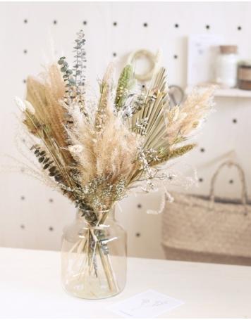 avis comparatif site acheter bouquet fleurs séchées