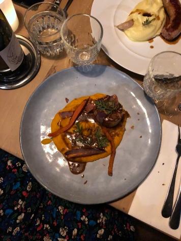 restaurant bistrot ma caille suresnes norbert avis