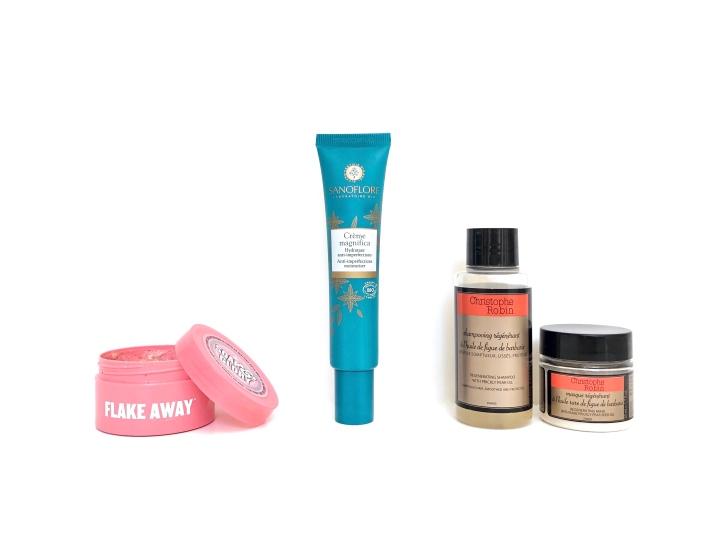 Beauty News : Soap & Glory, Sanoflore & ChristopheRobin