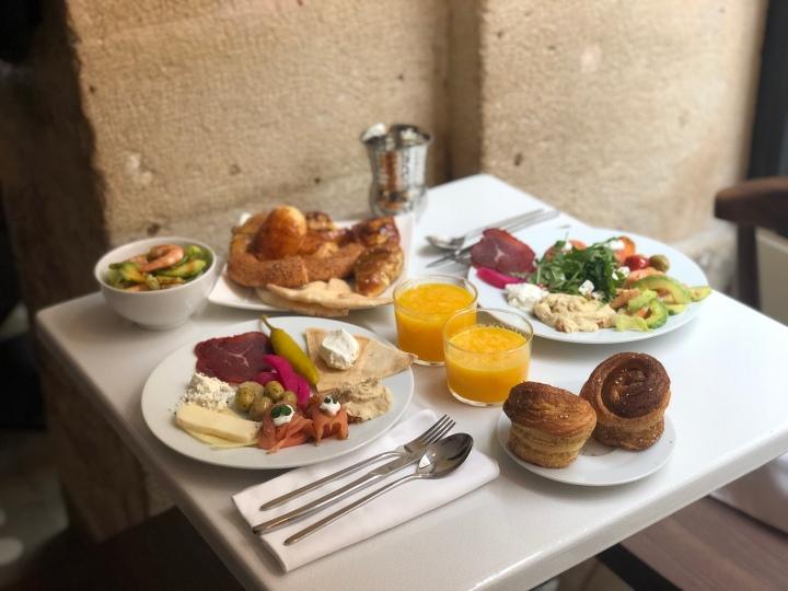 Qasti, brunch libanais moderne et gourmand(5/5)