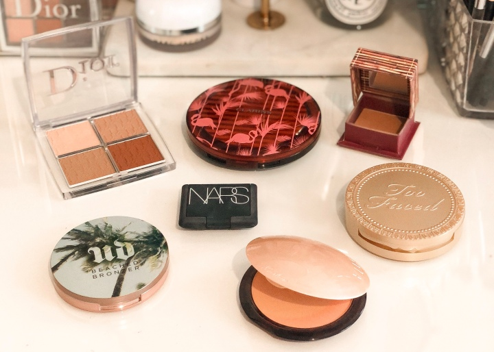 Top 5 : mes bronzers favoris