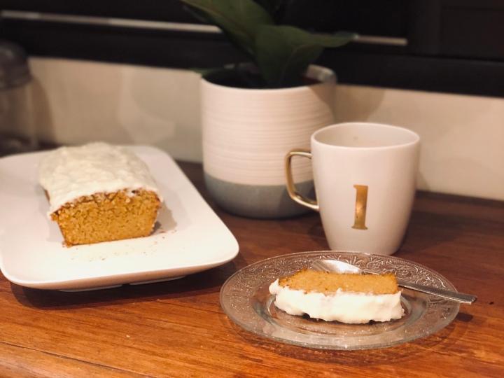 Le carrot cake parfait de PierreHermé