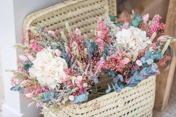 Bouquet de fleurs séchées, où en acheter?