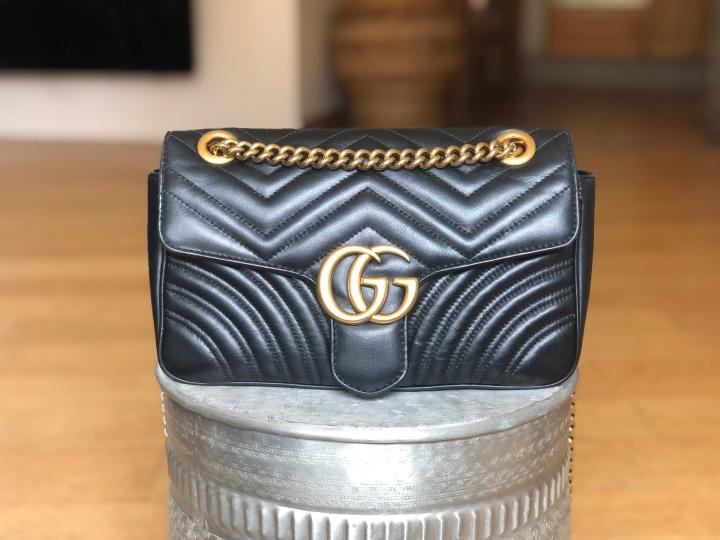 #LUXURYBAG : Gucci GG Marmont, revue &avis
