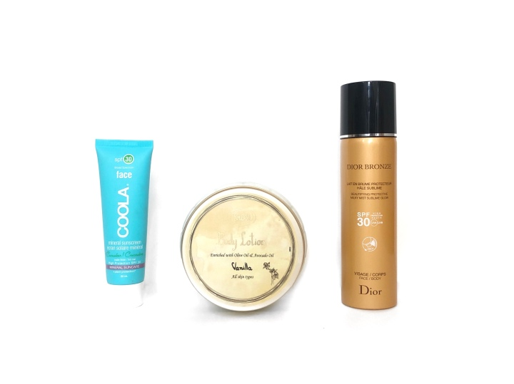 Beauty News : Coola, Sabon & Dior Bronze