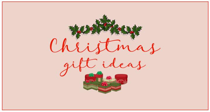Idées cadeaux de Noël parbudget
